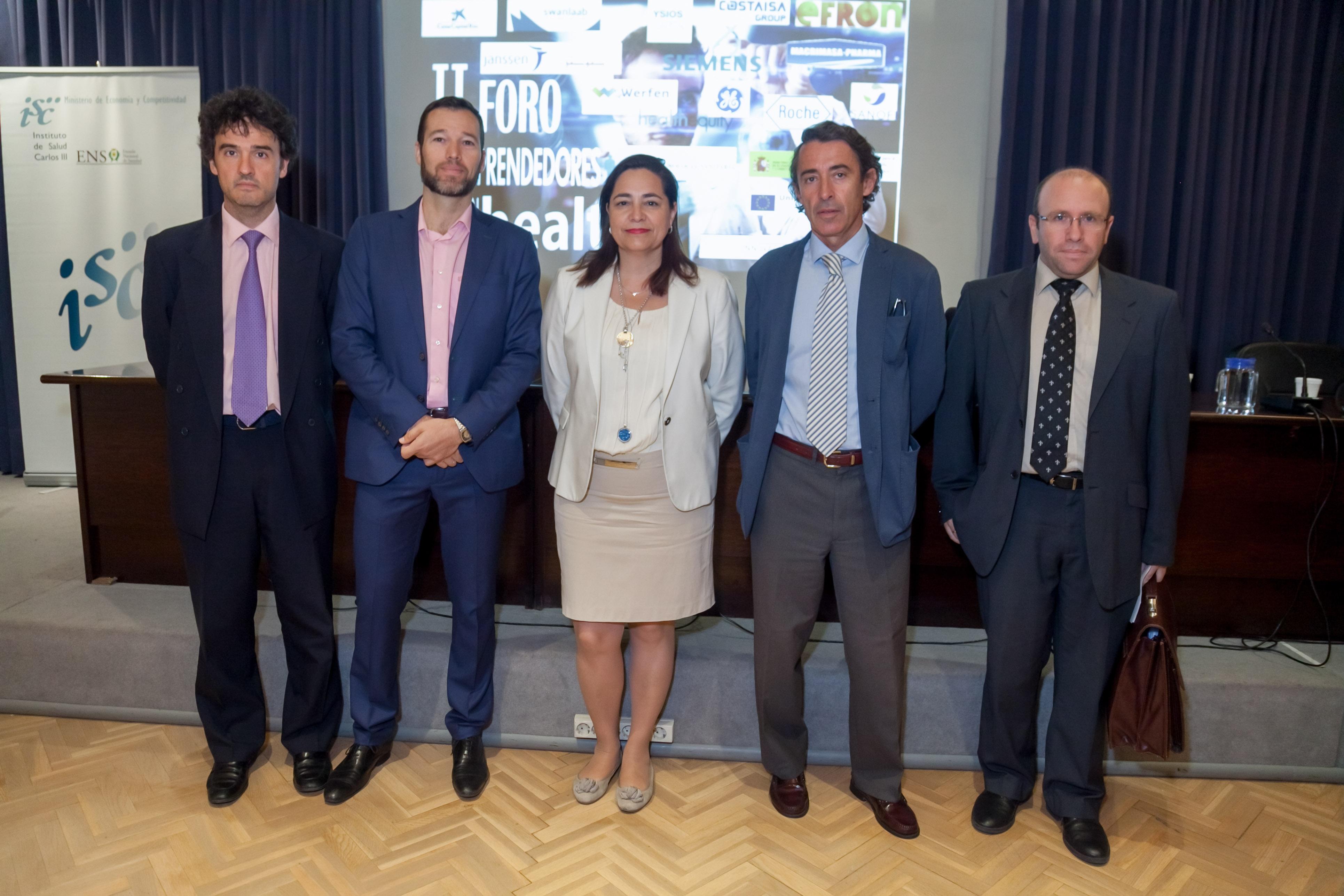 El II foro de emprendedores en E-Health de Fenin presenta 14 proyectos empresariales innovadores
